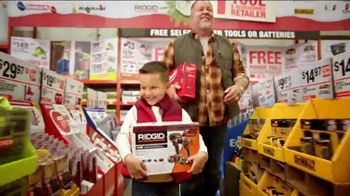 The Home Depot Black Friday Savings TV Spot, 'Mechanics Tool Set' - Thumbnail 7