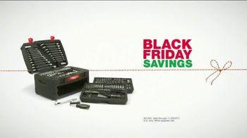 The Home Depot Black Friday Savings TV Spot, 'Mechanics Tool Set' - Thumbnail 8