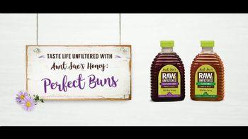 Aunt Sue's Honey TV Spot, 'Aunt Sue Loves Buns!'
