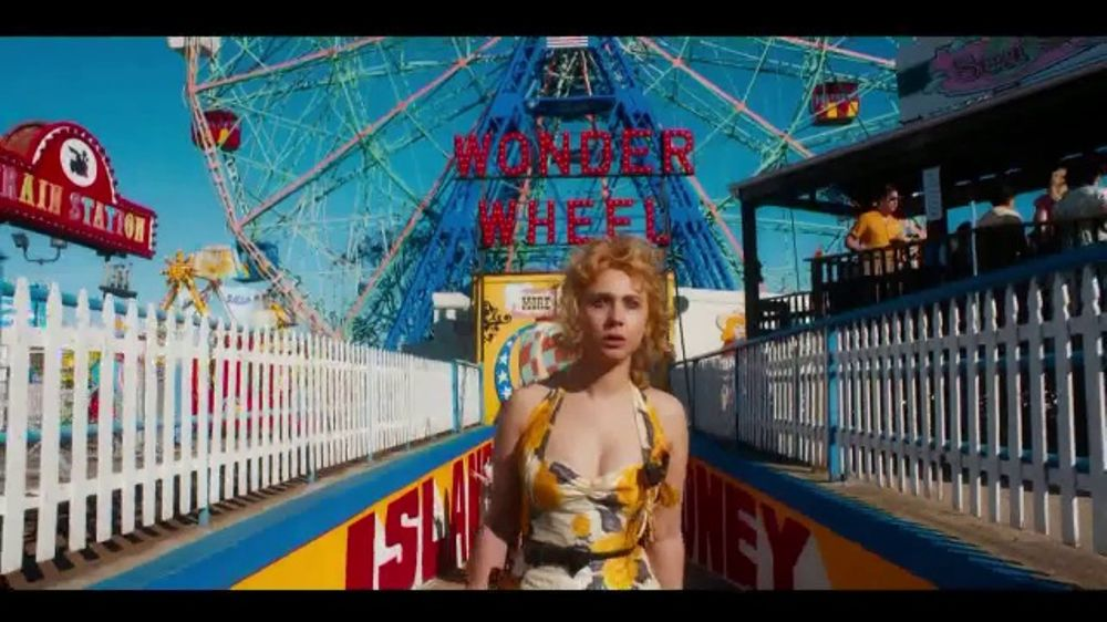 Wonder Wheel TV Movie Trailer