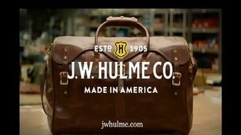 J.W. Hulme Co. TV Spot, 'Handcrafted for a Lifetime: The Original Duffle' - Thumbnail 9