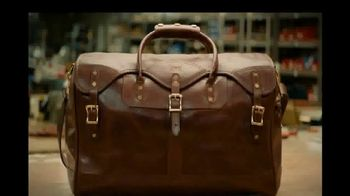 J.W. Hulme Co. TV Spot, 'Handcrafted for a Lifetime: The Original Duffle' - Thumbnail 8