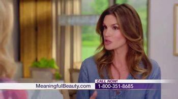 Meaningful Beauty Ultra TV Spot, 'Confidence' Featuring Cindy Crawford - 1144 commercial airings