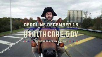 HealthCare.gov TV Spot, 'Paul Revere'