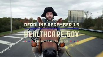 HealthCare.gov TV Spot, 'Paul Revere' - 230 commercial airings