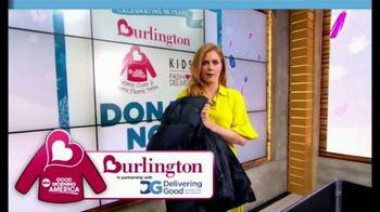 Burlington Warm Coats & Warm Hearts Drive TV Spot, 'ABC: Donate' - Thumbnail 6