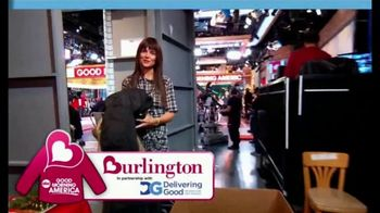 Burlington Warm Coats & Warm Hearts Drive TV Spot, 'ABC: Donate' - Thumbnail 7