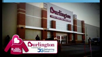 Burlington Warm Coats & Warm Hearts Drive TV Spot, 'ABC: Donate' - Thumbnail 9