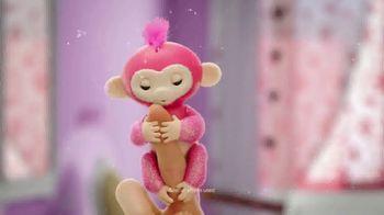 Fingerlings Glitter Monkeys TV Spot, 'Meet the Glitter Girls!'
