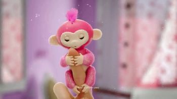 Fingerlings Glitter Monkeys TV Spot, 'Meet the Glitter Girls!' - 603 commercial airings