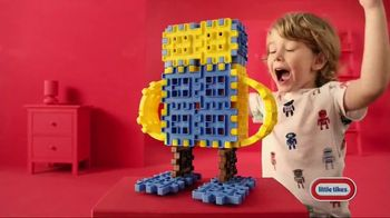 Little Tikes Waffle Blocks TV Spot, 'You Can't Put Syrup on a Waffle Block'