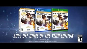 Overwatch TV Spot, 'Game of the Year Edition' - Thumbnail 10