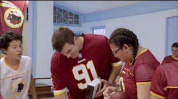 Bose TV Spot, 'NFL: Football Families' Featuring Ryan Kerrigan - Thumbnail 9