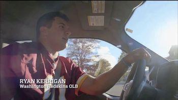 Bose TV Spot, 'NFL: Football Families' Featuring Ryan Kerrigan - 1 commercial airings