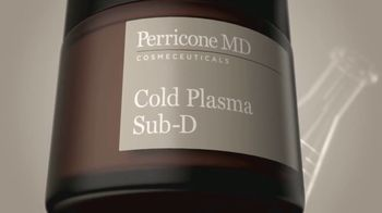 Perricone MD Cold Plasma Sub-D TV Spot, 'Visibly Firmer Neck' - Thumbnail 4