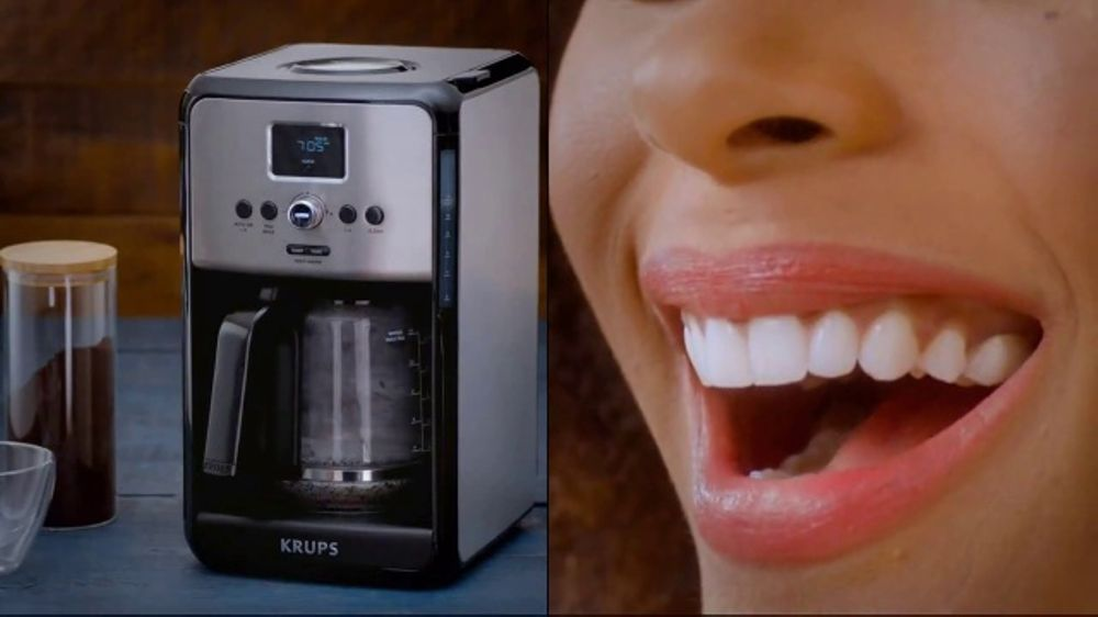 Krups Savoy Coffee Maker Tv Commercial Delight In The