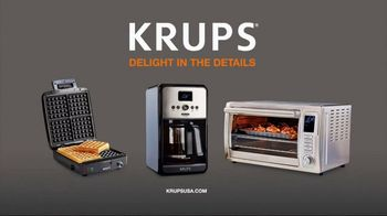 KRUPS Savoy Coffee Maker TV Spot, 'Delight in the Details' - Thumbnail 9