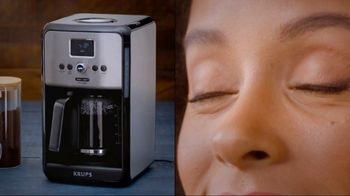 KRUPS Savoy Coffee Maker TV Spot, 'Delight in the Details' - Thumbnail 5