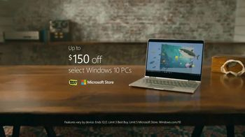 Windows 10 TV Spot, 'Katherine Brings Her Stories to Life' - Thumbnail 10