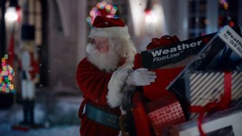 WeatherTech TV Spot, 'Santa Meets the WeatherTech Pit Crew'