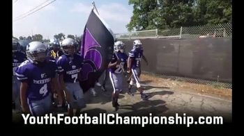 Pro Football Hall of Fame TV Spot, 'Youth Football Championship'