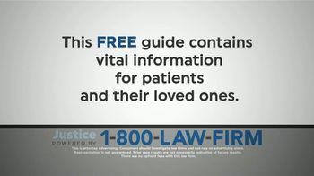 1-800-LAW-FIRM TV Spot, 'Hernia Repair Surgery' - Thumbnail 6