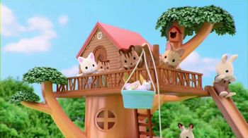 Calico Critters Adventure Tree House TV Spot, 'Fun Adventures' - 271 commercial airings