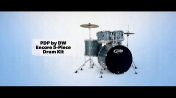 Black Friday Sale: Acoustic and Electric Drums thumbnail