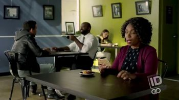 ID GO TV Spot, 'Watch Anywhere: Coffee Shop'