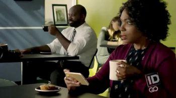 ID GO TV Spot, 'Watch Anywhere: Coffee Shop' - Thumbnail 8