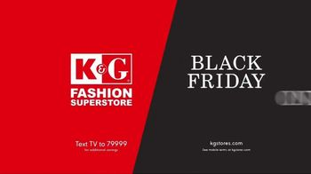 K&G Fashion Superstore Black Friday Sale TV Spot, 'Doorbusters' - Thumbnail 6