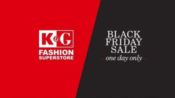 K&G Fashion Superstore Black Friday Sale TV Spot, 'Doorbusters' - Thumbnail 1
