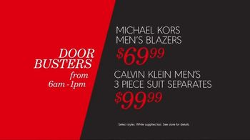 K&G Fashion Superstore Black Friday Sale TV Spot, 'Doorbusters' - Thumbnail 5
