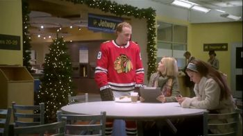 NHL Shop TV Spot, 'Gift Season' Featuring Patrick Kane - Thumbnail 7