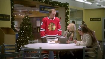 NHL Shop TV Spot, 'Gift Season' Featuring Patrick Kane - Thumbnail 8