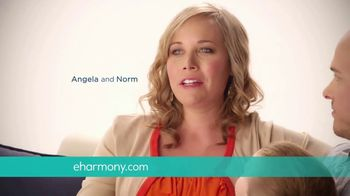 eHarmony TV Spot, 'Angela and Norm' Song by Natalie Cole - Thumbnail 2
