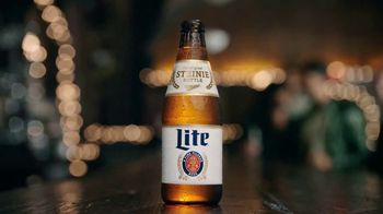 Miller Lite Steinie Bottle TV Spot, 'Ugly Sweater' - Thumbnail 1