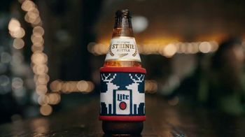Miller Lite Steinie Bottle TV Spot, 'Ugly Sweater' - Thumbnail 4