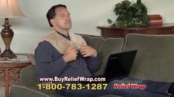 Thermapulse Relief Wrap TV Spot, 'Soft to the Touch' - Thumbnail 6