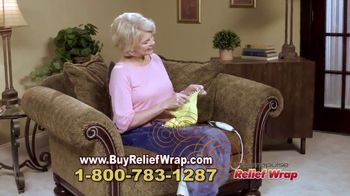 Thermapulse Relief Wrap TV Spot, 'Soft to the Touch' - Thumbnail 7