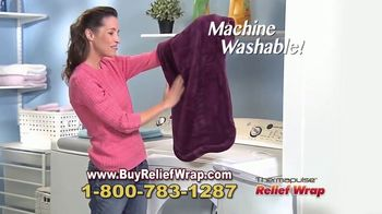 Thermapulse Relief Wrap TV Spot, 'Soft to the Touch' - Thumbnail 8