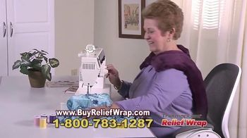 Thermapulse Relief Wrap TV Spot, 'Soft to the Touch' - Thumbnail 9