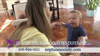 Neptune Society TV Spot, 'Be Responsible' - Thumbnail 2