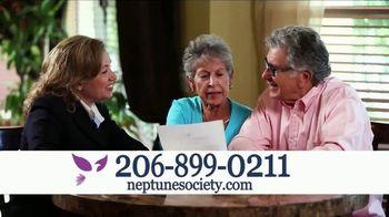 Neptune Society TV Spot, 'Be Responsible'