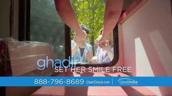 ClearChoice TV Spot, 'Dental Implants: Ghadir's Story' - Thumbnail 4