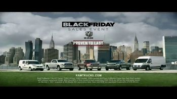 Ram Trucks Black Friday Sales Event TV Spot, 'Parade' Song by Anderson East - Thumbnail 8