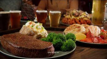 Outback Steakhouse Big Australia TV Spot, 'Biggest Entrees Ever'