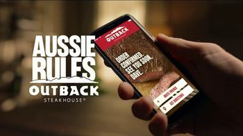 Outback Steakhouse Big Australia TV Spot, 'Biggest Entrees Ever' - Thumbnail 8
