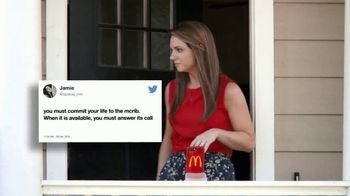 McDonald's McRib TV Spot, 'Answer the Call: Extra Value Meal' - Thumbnail 3