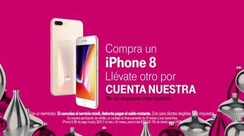 T-Mobile ONE TV Spot, 'Black Friday: un iPhone 8 para ti' [Spanish] - Thumbnail 8